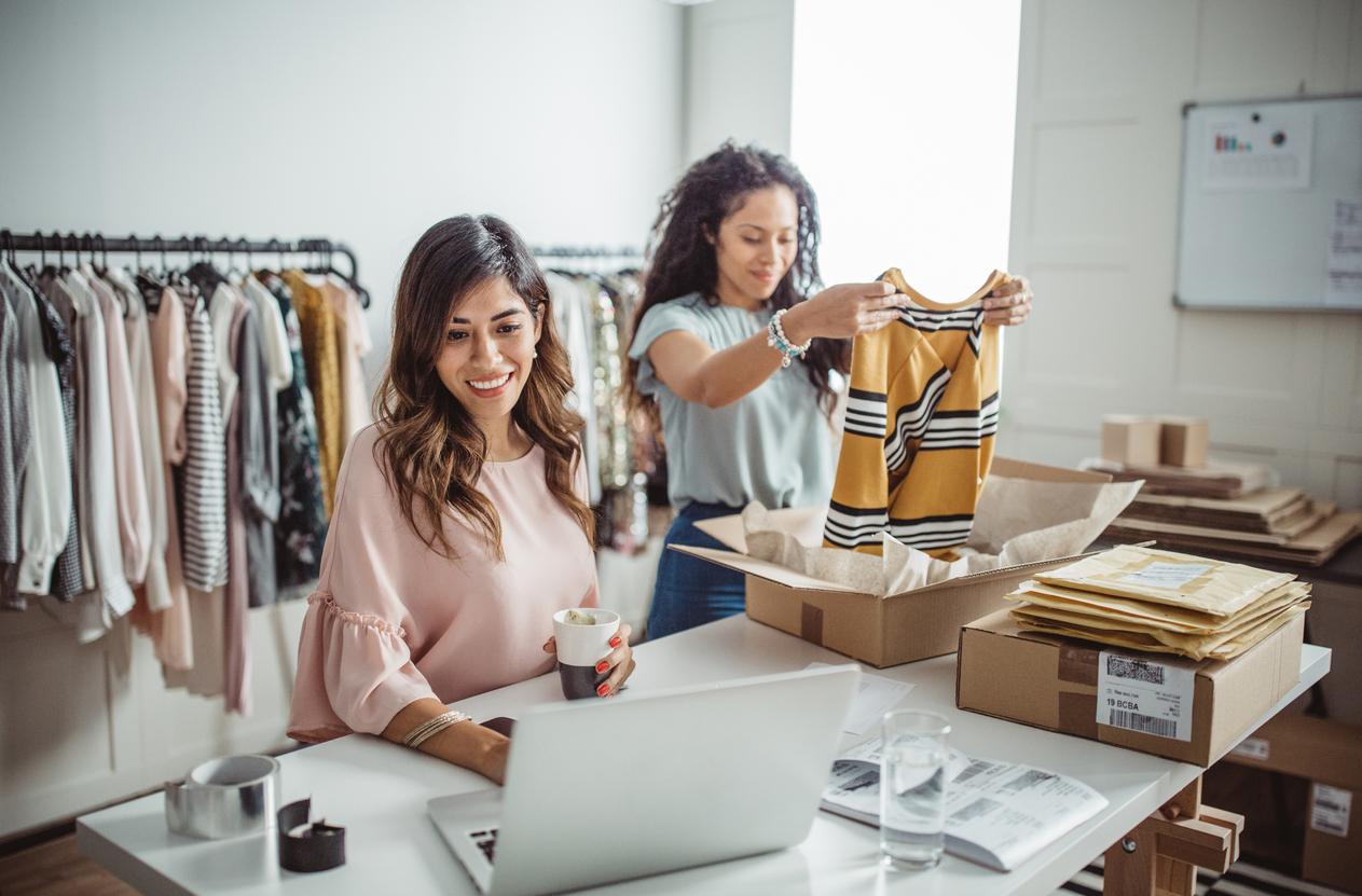 taxes online retailer